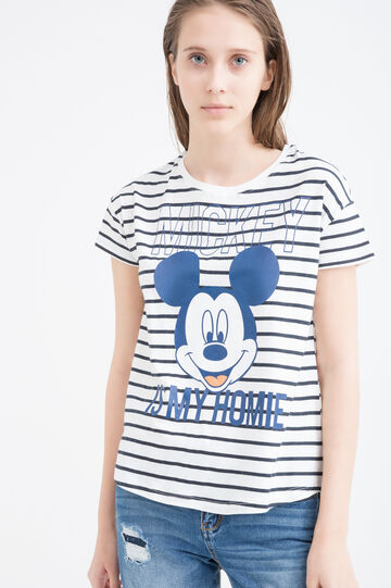 T-shirt puro cotone Mickey Mouse