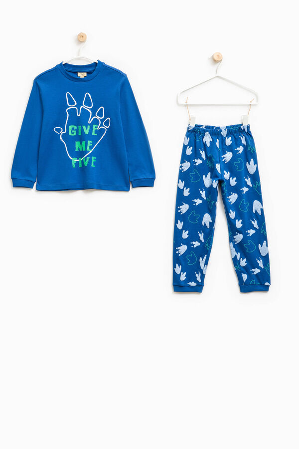 Patterned pyjamas in 100% cotton | OVS