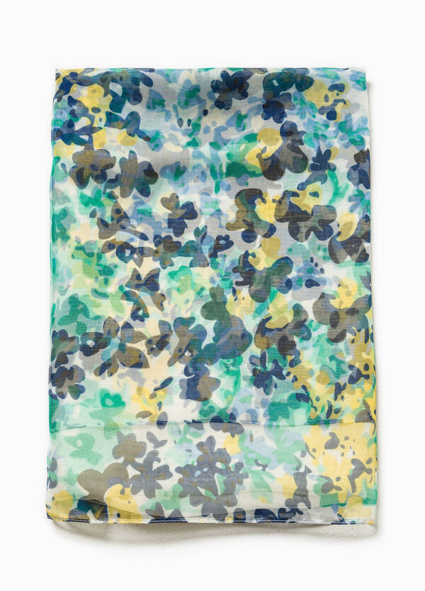 Patterned scarf | OVS