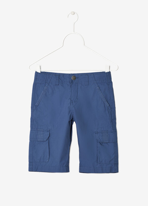 6-pocket Bermuda shorts | OVS