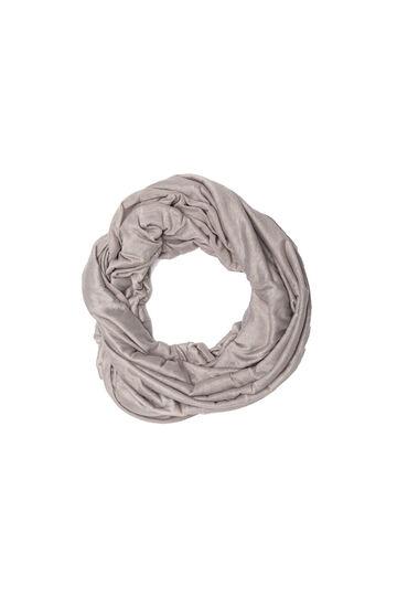 Sciarpa ad anello, Light Grey, hi-res