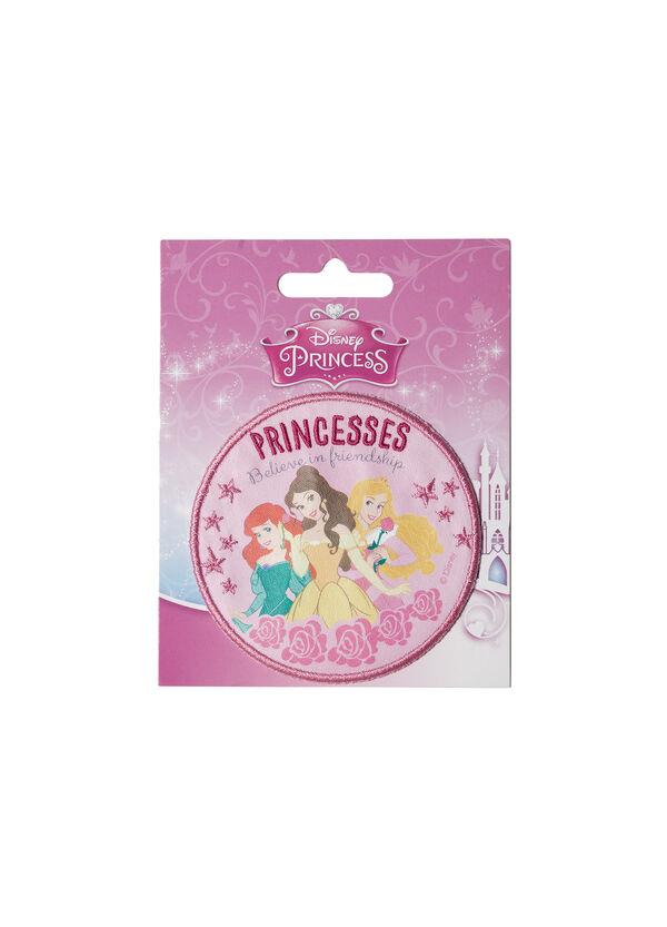 Princess cotton iron-on patch | OVS