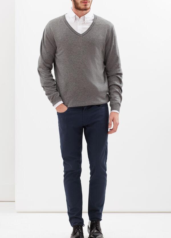 Rumford wool-viscose blend pullover | OVS