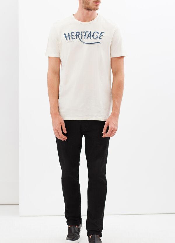 T-shirt G&H con stampa   OVS