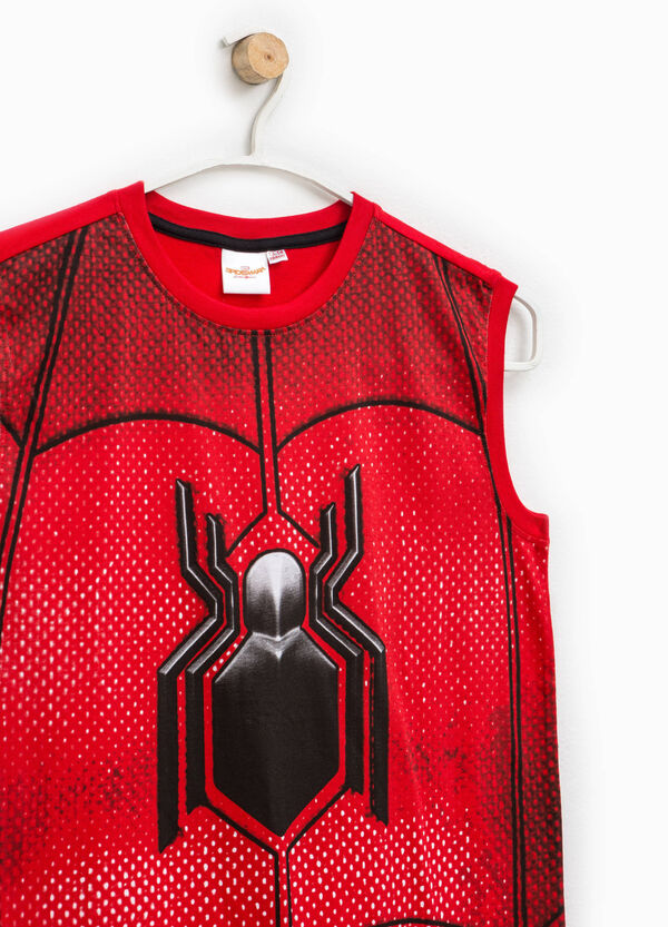 Canottiera maxi stampa Spiderman | OVS