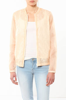 Reversible jacket, Pink, hi-res
