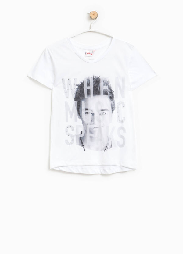 T-shirt with Alex & Co. print | OVS