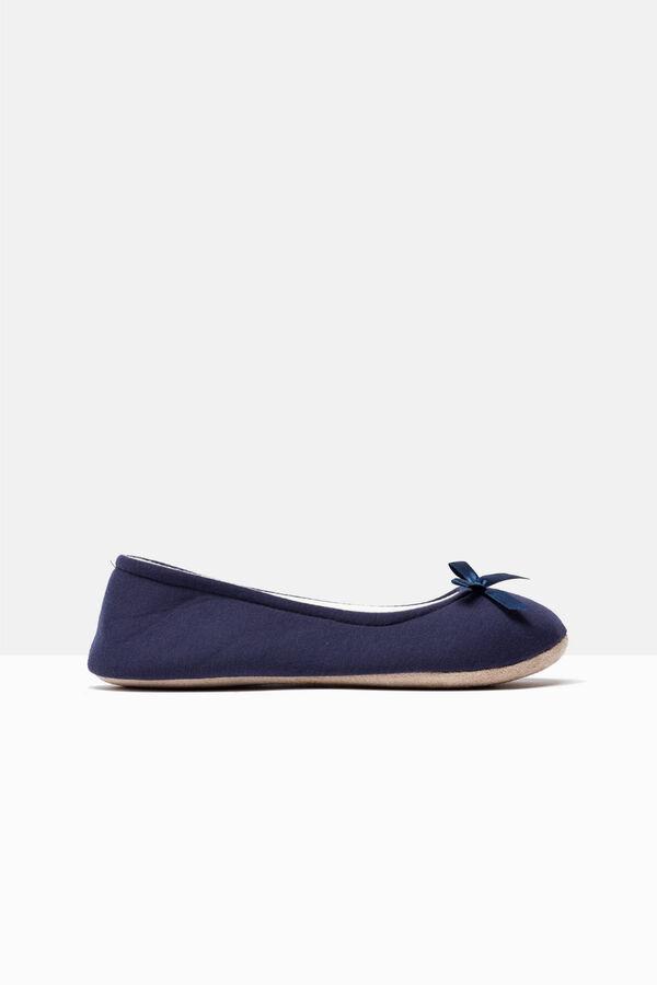Pantofole con fiocchetto | OVS
