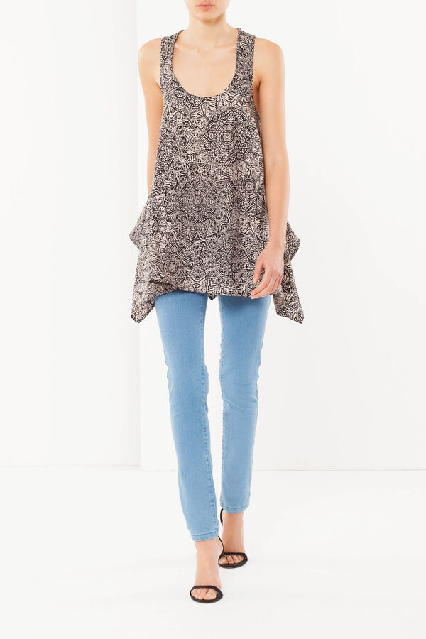 Patterned top   OVS