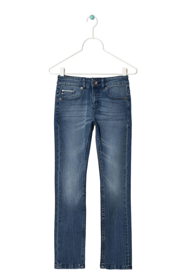 Slim fit faded jeans | OVS