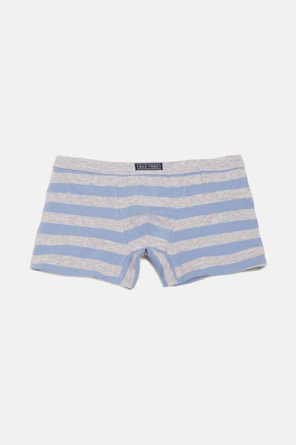 Striped boxer shorts   OVS