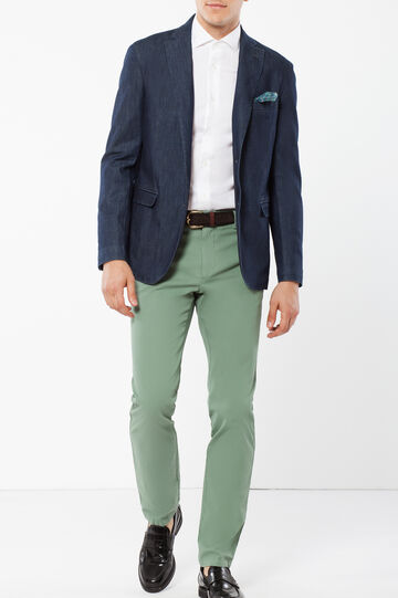 Pantaloni Rumford a coste