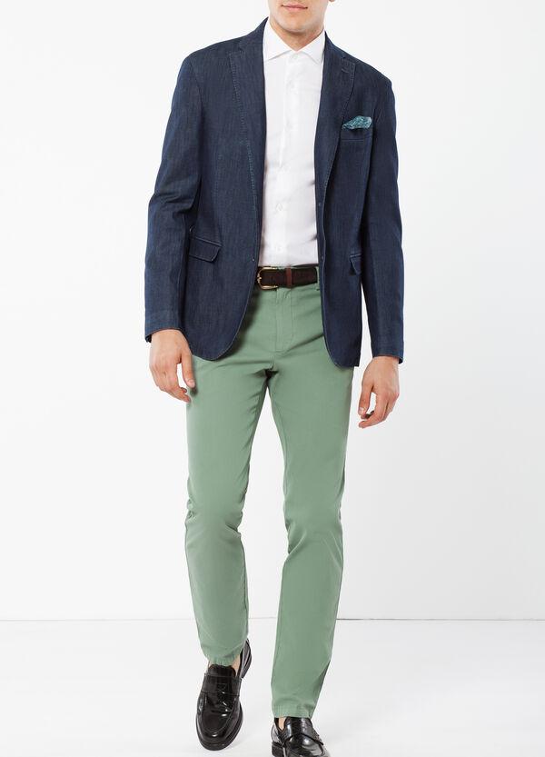 Pantaloni Rumford a coste | OVS