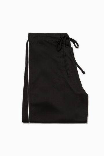 Pyjama trousers with drawstring