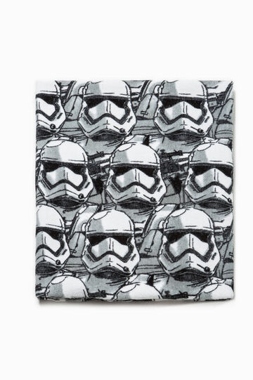 Beach towel with Star Wars pattern