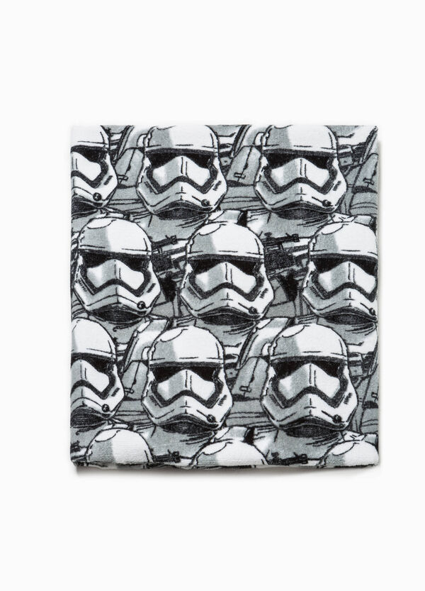 Beach towel with Star Wars pattern | OVS