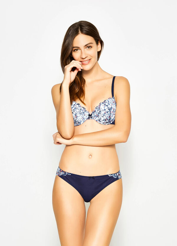 Bra with all-over print   OVS