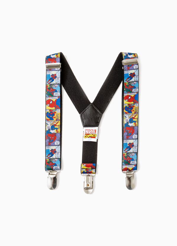Stretch braces with Spiderman pattern | OVS