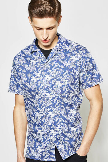 G&H casual shirt with all-over print