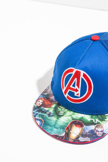 The Avengers baseball cap., Blue, hi-res
