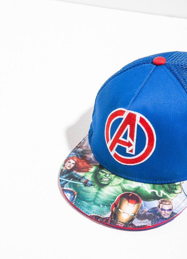 The Avengers baseball cap. | OVS
