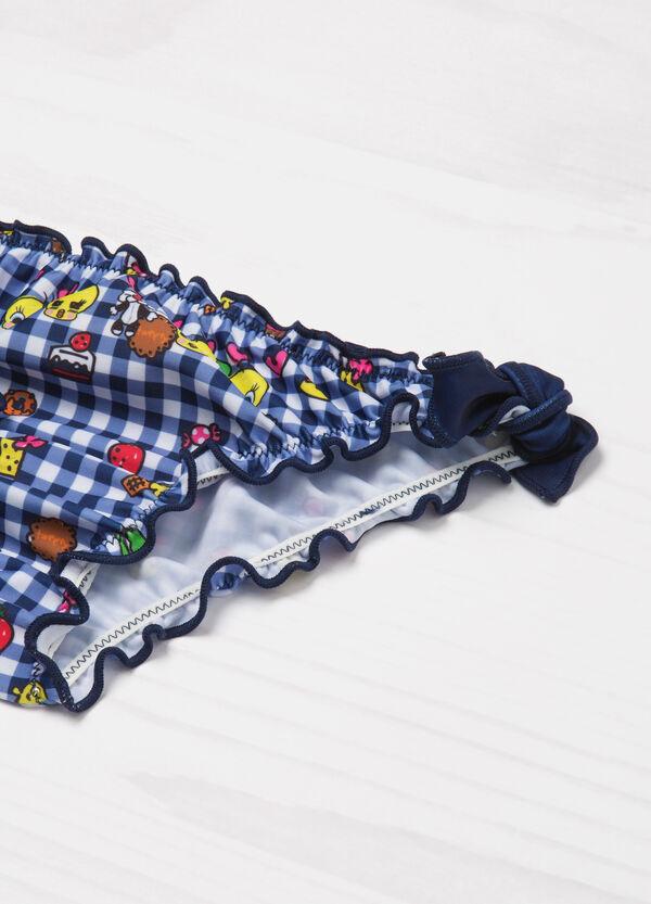 Tweetie Pie print stretch bikini bottom | OVS