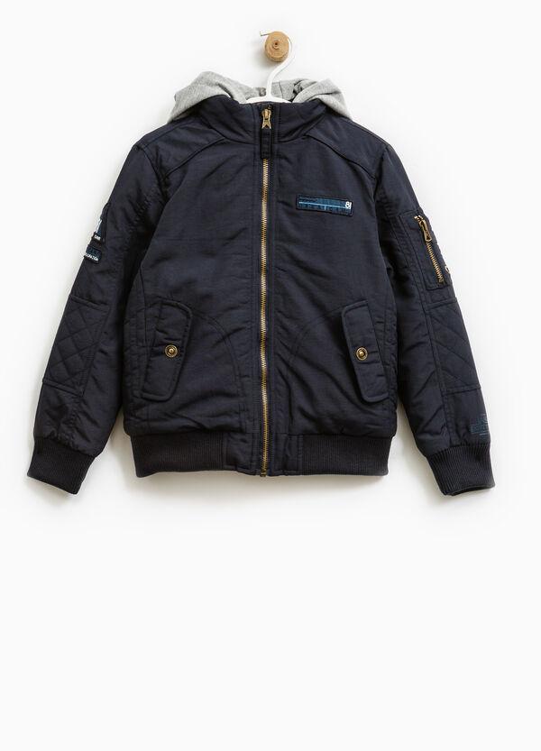 High neck jacket. | OVS