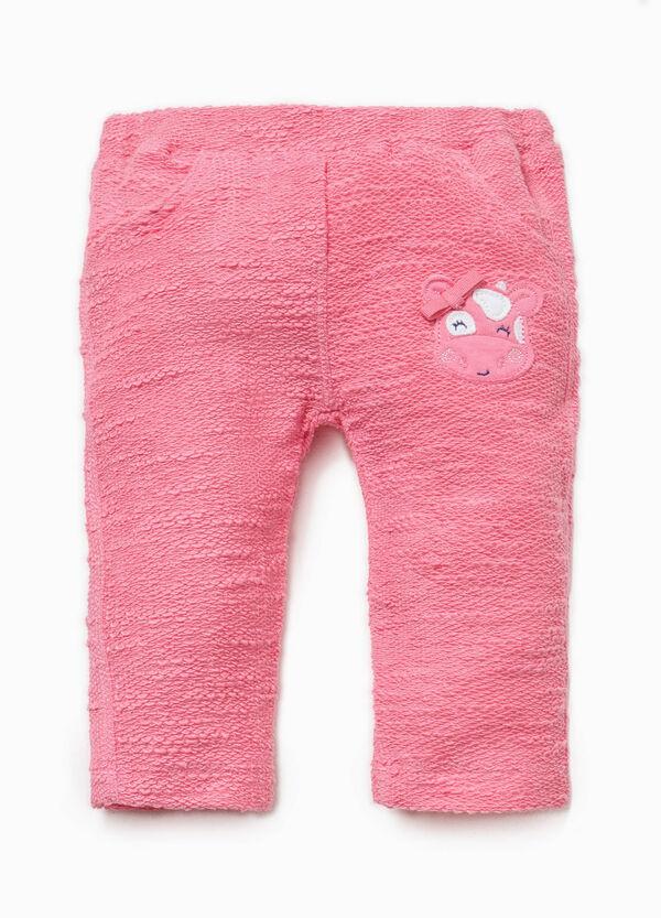 Pantaloni con patch animaletto | OVS
