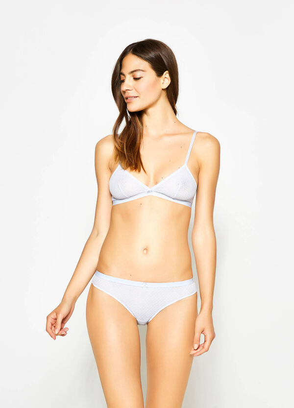 Slip in pizzo stretch | OVS