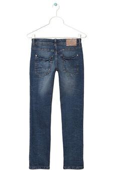 Jeans stretch slim fit, Denim, hi-res