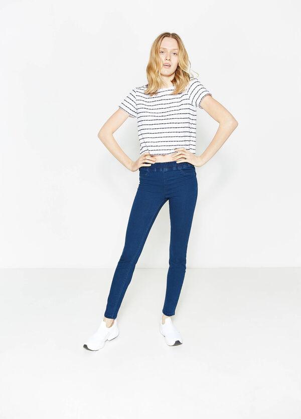 Jeggings skinny fit elásticos | OVS