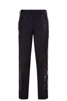 Pantaloni Jean Paul Gaultier for OVS, Nero, hi-res