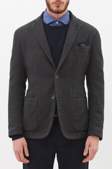 Rumford 100% cotton jacket, Slate Grey, hi-res