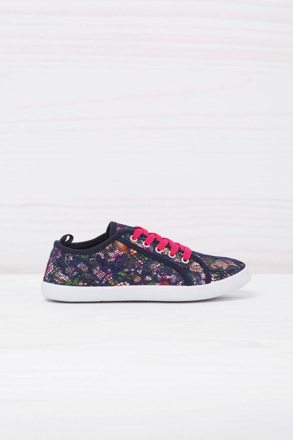 Printed mesh sneakers | OVS