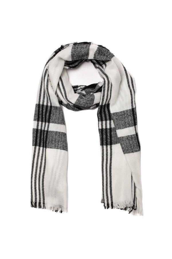 Geometric print scarf | OVS