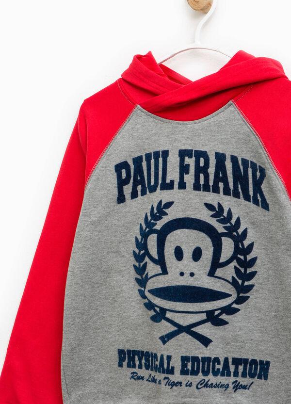 Hoodie with Paul Frank print   OVS