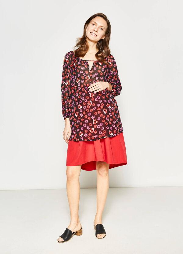 MUM floral print blouse | OVS