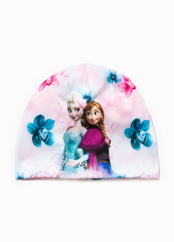 Cappello a cuffia maxi stampa Frozen | OVS