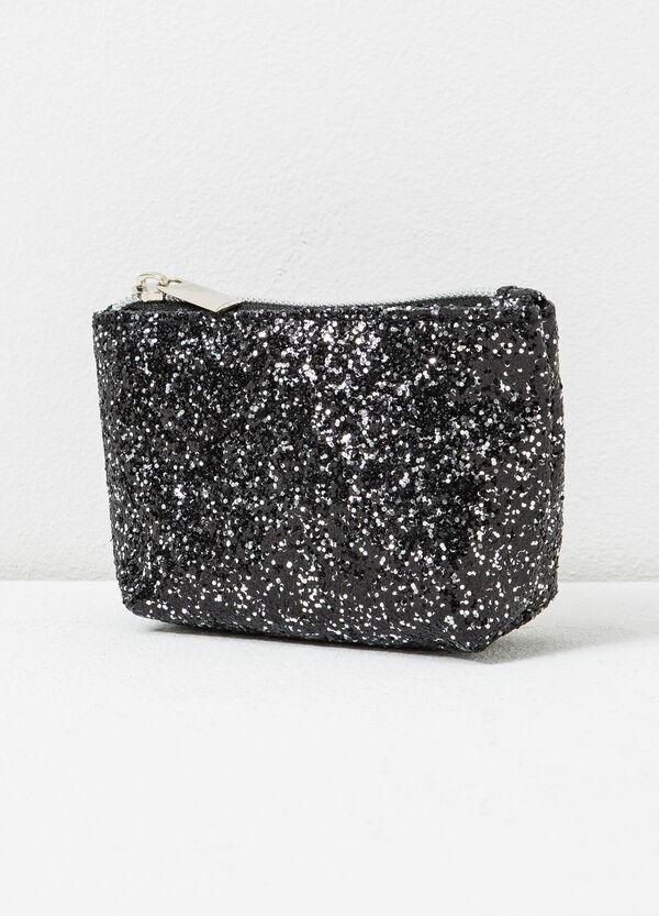 Patterned makeup bag with zip   OVS