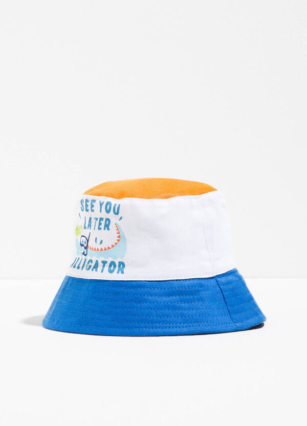 Printed fishing hat | OVS