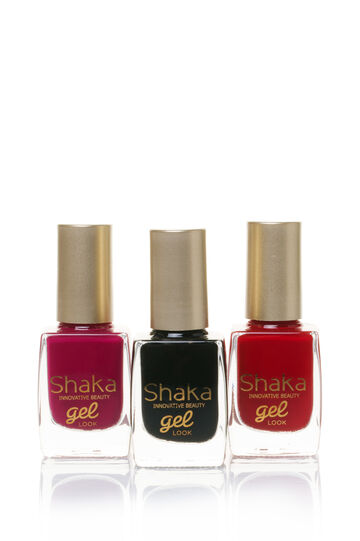 Gel Look nail polish kit, Multicolour, hi-res