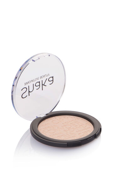 Compact powder with silky finish, Light Beige, hi-res