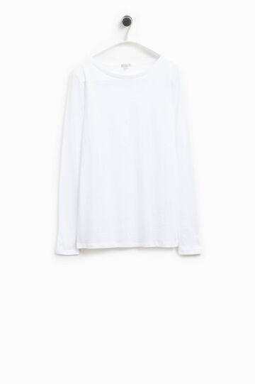 Smart Basic long-sleeved T-shirt
