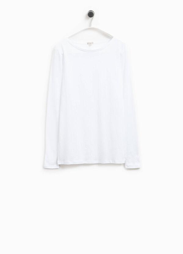 T-shirt maniche lunghe Smart Basic | OVS