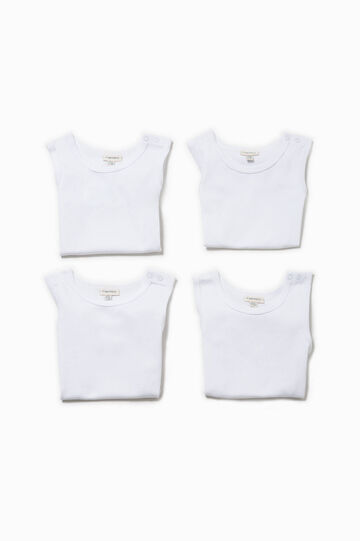 Set quattro body 100% Biocotton