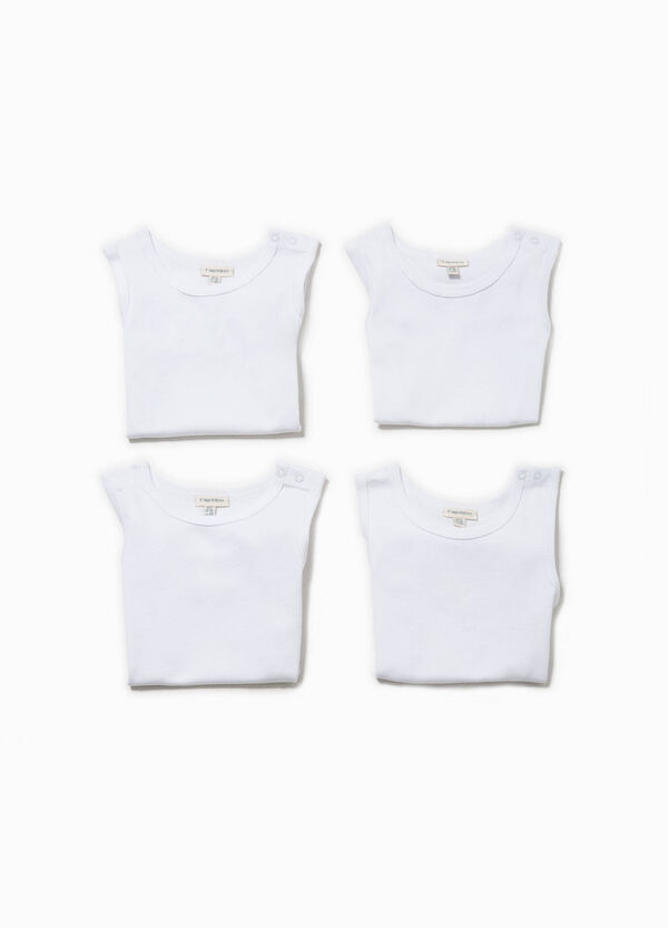 Set quattro body 100% Biocotton | OVS