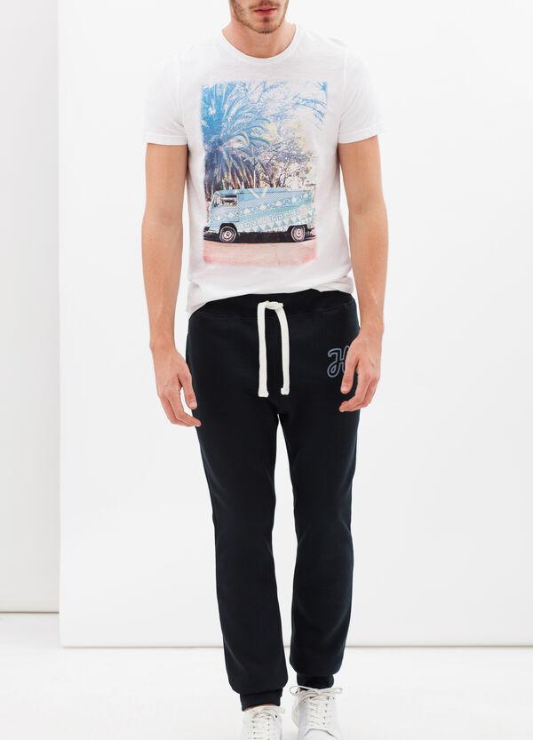 G&H cotton blend joggers | OVS