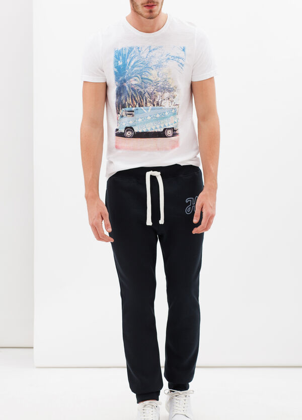 Pantaloni tuta misto cotone G&H | OVS