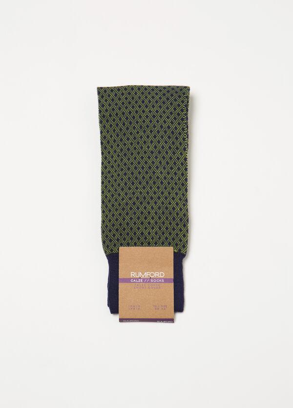 Short socks with Rumford pattern | OVS