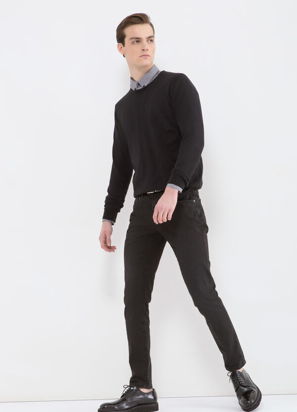 Camicia quadri colletto button down | OVS